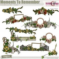 Moments To Remember Clusters
