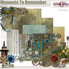 Moments To Remember Collection