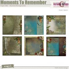 Moments To Remember Stacked Backgrounds