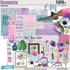 Namaste Collection by DRB Designs