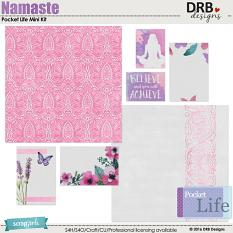 Namaste Pocket Life Mini Kit by DRB Designs