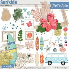 Surfside Embellishments
