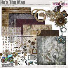 He's The Man Collection Mini Vol 1