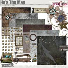 He's The Man Collection Mini Vol 2