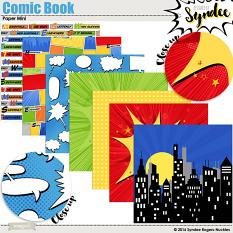 Comic Book Papers