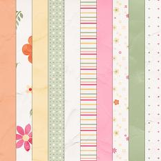 A Beautiful Day Paper Samples