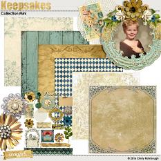 Keepsakes Collection Mini by Cindy Rohrbough