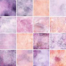 Amethyst Mist Paper Preview