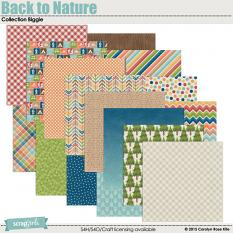 Back to Nature Papers 1 Biggie by Carolyn Rose Kite