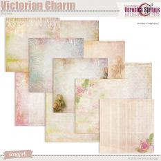 Victorian Charm Papers