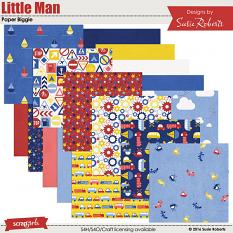 Little Man Paper Biggie Preview