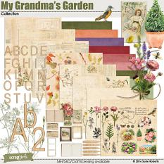 My Grandma's Garden Collection Prev