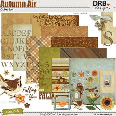 Autumn Air Collection by DRB Designs | Scrapgirls.com