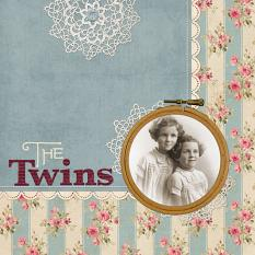 The Twins by Susie Roberts