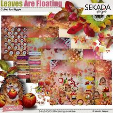 Leaves Are Floating Collection Biggie
