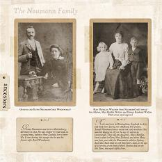 The Naumann Family by Susie Roberts