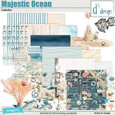 majestic ocean collection by d's design