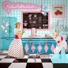 fifties layout using fifties fever 1 by d's design