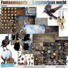 mysterious world collection by d's design