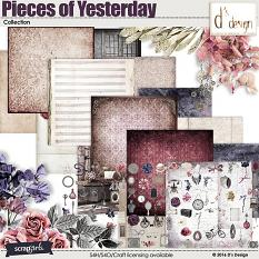 pieces of yesterday collection by d's design