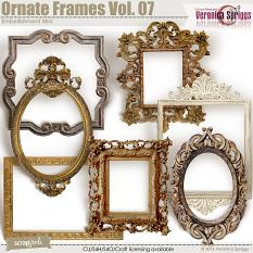 Ornate Frames V6