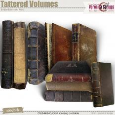 Tattered Volumes