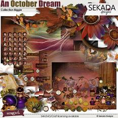An October Dream Collection Biggie