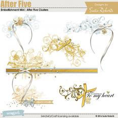 After Five Clusters Embellishment Mini Prev