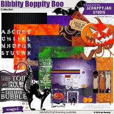 Bibbity Boppity Boo Collection by Jan Ransley