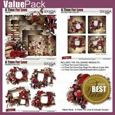Value Pack: A Time For Love