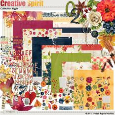 Creative Spirit digital kit