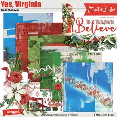Yes, Virginia Collection Mini