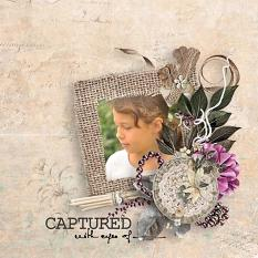 layout using fugitive moment value pack by d's design