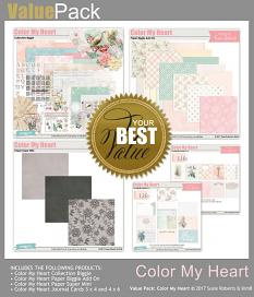 Value Pack: Color My Heart Prev