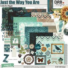 Just the Way You Are Collection Biggie by DRB Design | @ ScrapGirls.com