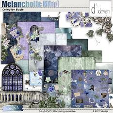 melancholic mind collection biggie by d's design