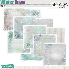 Winter Down Paper