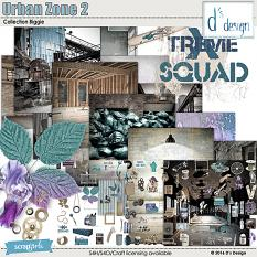 urban zone 2 collection by d's design