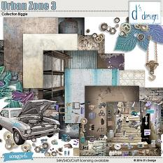 urban zone 3 collection biggie by d's design