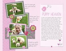 Puppy Heaven by Susie Roberts