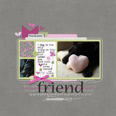 My Special Friend by Kathy Black