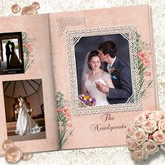 The Newlyweds by Sue Maravelas