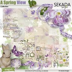 A Spring View Collection