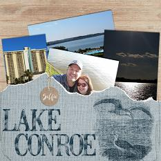 Lake Conroe by Melanie Cockshott