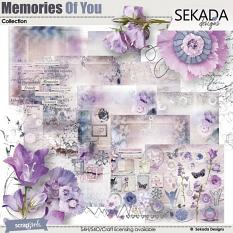 Memories Of You Collection