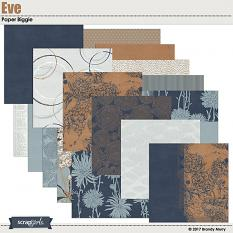 Eve Collection Biggie Paper by Brandy Murry (Included)