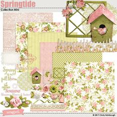 Springtide Collection Mini by Cindy Rohrbough