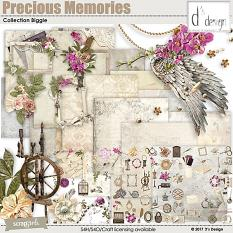 precious memories collection biggie by d's design