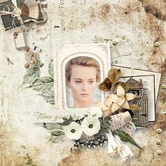 layout using time travel value pack by d's design