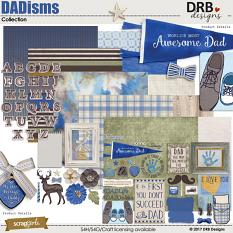 DADisms Collection by DRB Designs | ScrapGirls.com
